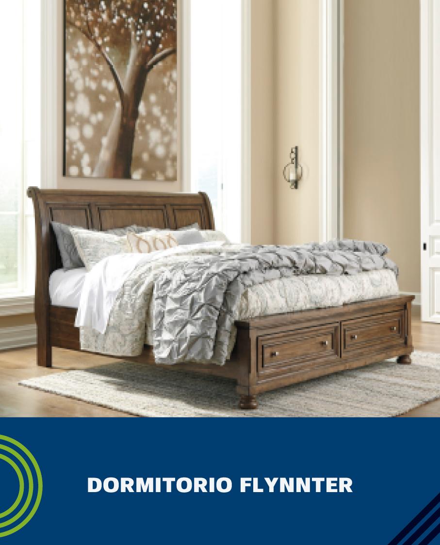 Dormitorio Flynnter